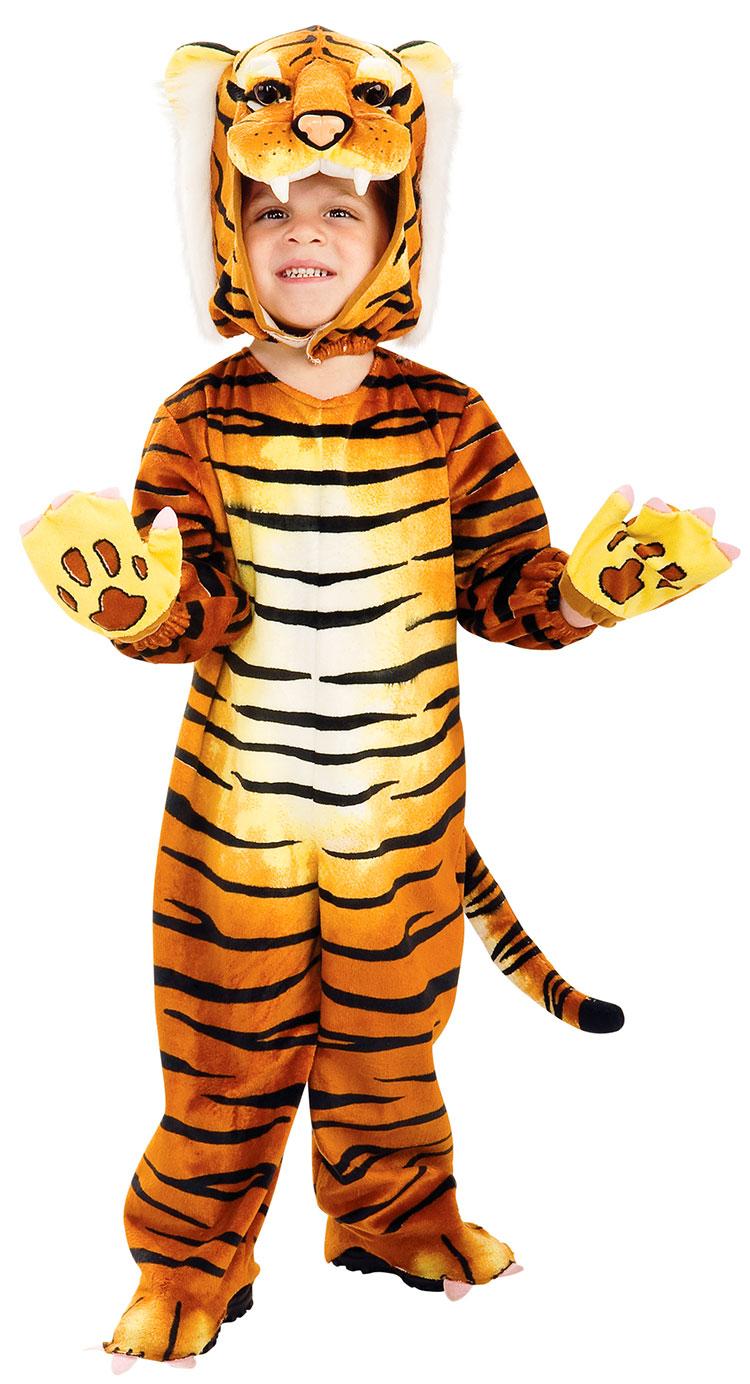 Как сшить костюм тигренка своими руками
